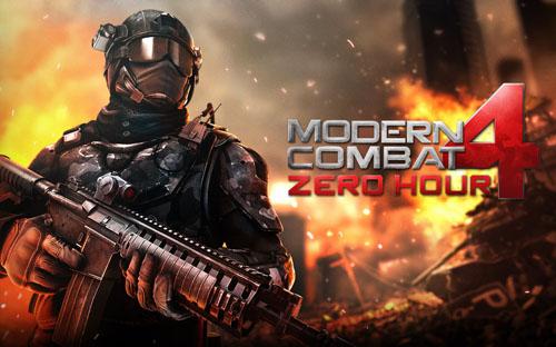 IGN раздает промо-коды на Modern Combat 4: Zero Hour