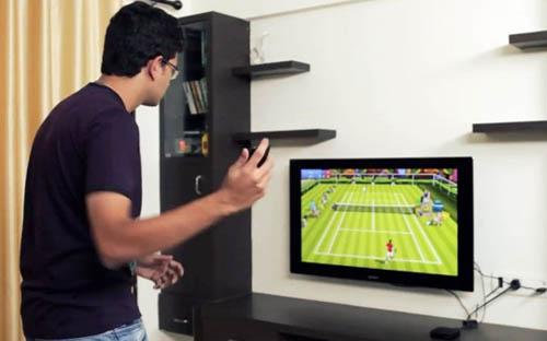 Motion Tennis превратит ваш iPhone в теннисную ракетку
