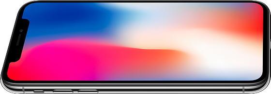 Дивовижний OLED-дисплей у iPhone X