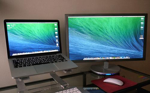 OS X Mavericks пользуется большей популярностью, чем OS X Mountain Lion