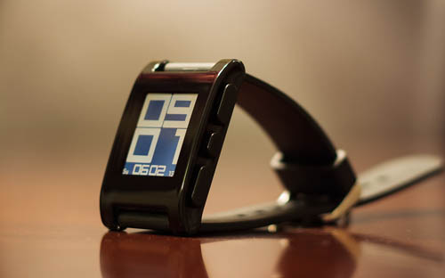 Pebble Smartwatch или начало портативной революции