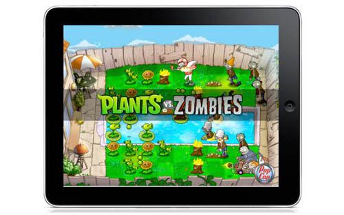 Plants Vs Zombies бесплатна в App Store