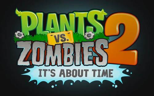 Plants vs. Zombies 2 установила новый рекорд!