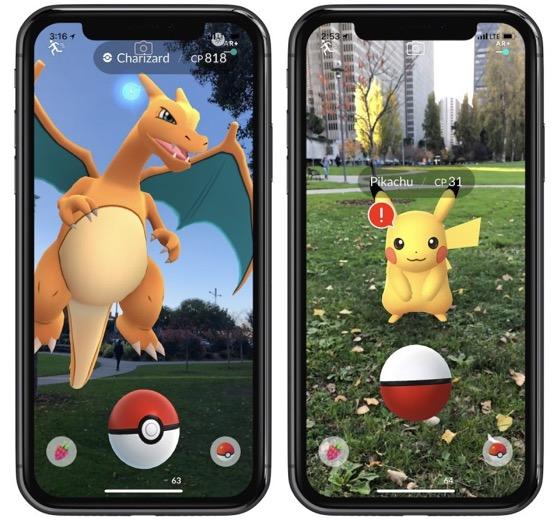 Pokemon GO більше не доступний на частині пристроїв