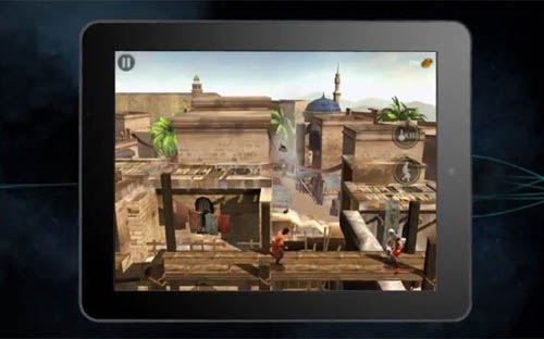 Prince of Persia: Shadow and The Flame анонсирован для iOS