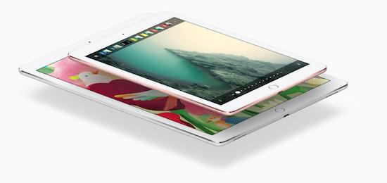 iPad Pro - теперь в двух размерах