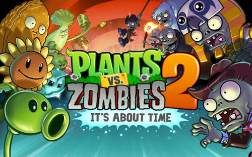 Plants Vs Zombies 2 вышла в AppStore