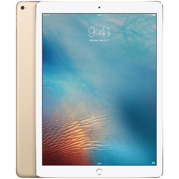 Продано/Продається вживаний iPad Pro 12.9 – inch WiFi + 4G 256GB Gold