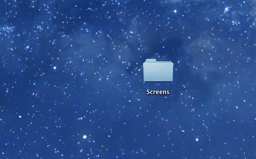 Сохраняем скриншоты в OS X в конкретную папку