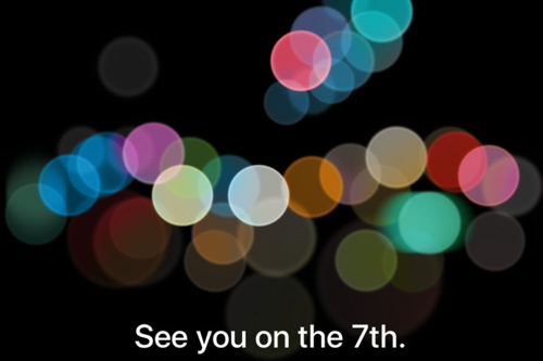 7 вересня — для iPhone 7