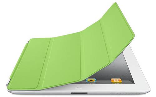 Apple запатентовала технологию беспроводной зарядки iPad посредством Smart Cover