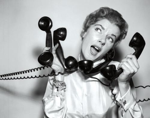 Проблемы с городскими телефонами