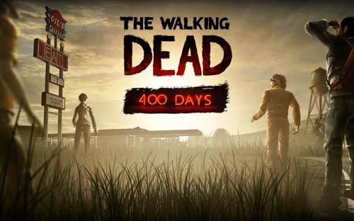The Walking Dead: 400 Days выходит сегодня на Mac, а 11 июля на iOS