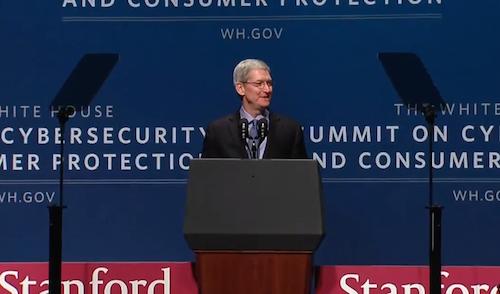 Тим Кук: Apple не будет делиться данными пользователей с госструктурами США
