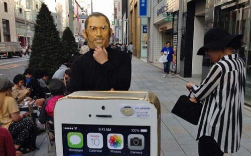 Как стартовали продажи iPhone 5S и iPhone 5C во всем мире