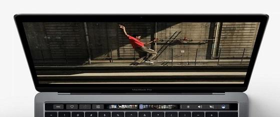 Тачбар змінить свій вигляд у програмі Фотографії