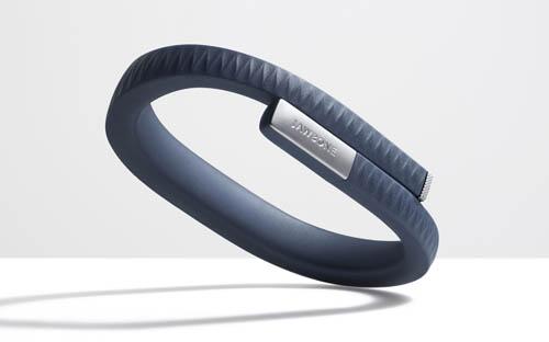 Представляем Jawbone UP в новом цвете