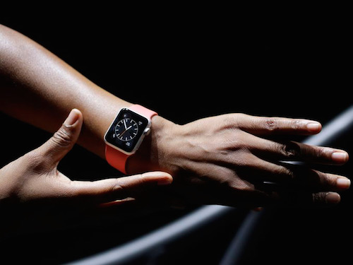 Companion: первые подробности приложения для Apple Watch