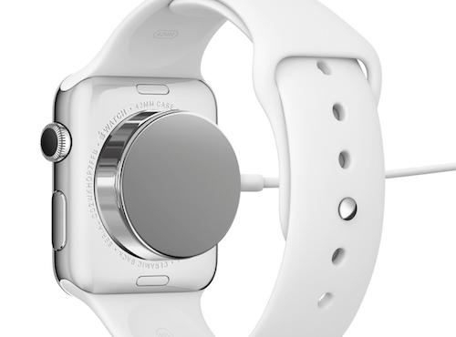 Зарядка Apple Watch