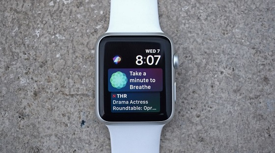 Огляд Apple watchOS 4