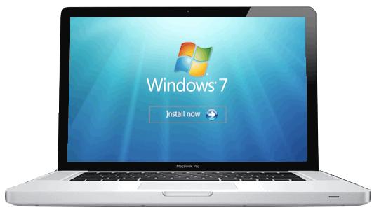Windows на MacBook Pro