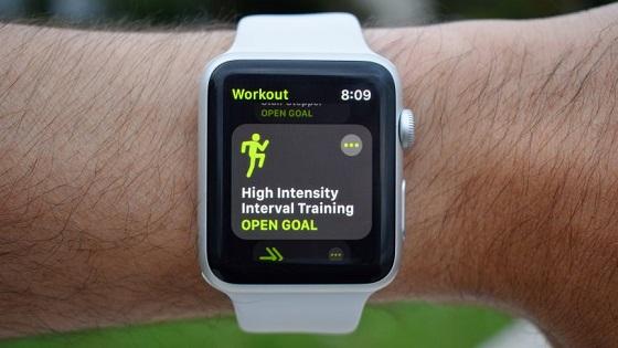 WatchOS 4 має оновлення у сфері спорту і здоров'я