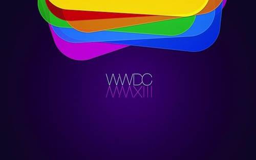 Обои WWDC 2013 для настоящих фанатов Apple