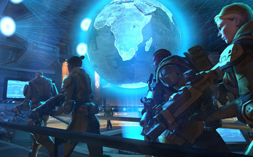 XCOM: Enemy Unknown – Elite Edition выйдет на Mac