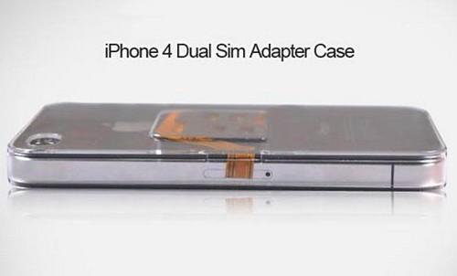 Две Сим-Карты в iPhone 4