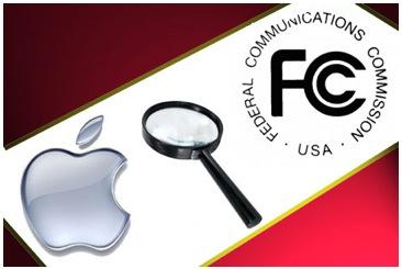 Apple просит FCC держать детали iPhone 4 в тайне