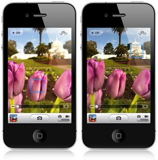 Тест камеры iPhone 4. Часть 2
