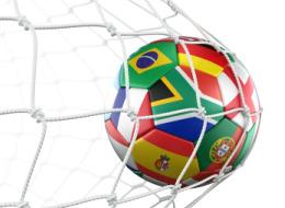 Следим за событиями чемпионата мира по футболу 2010!