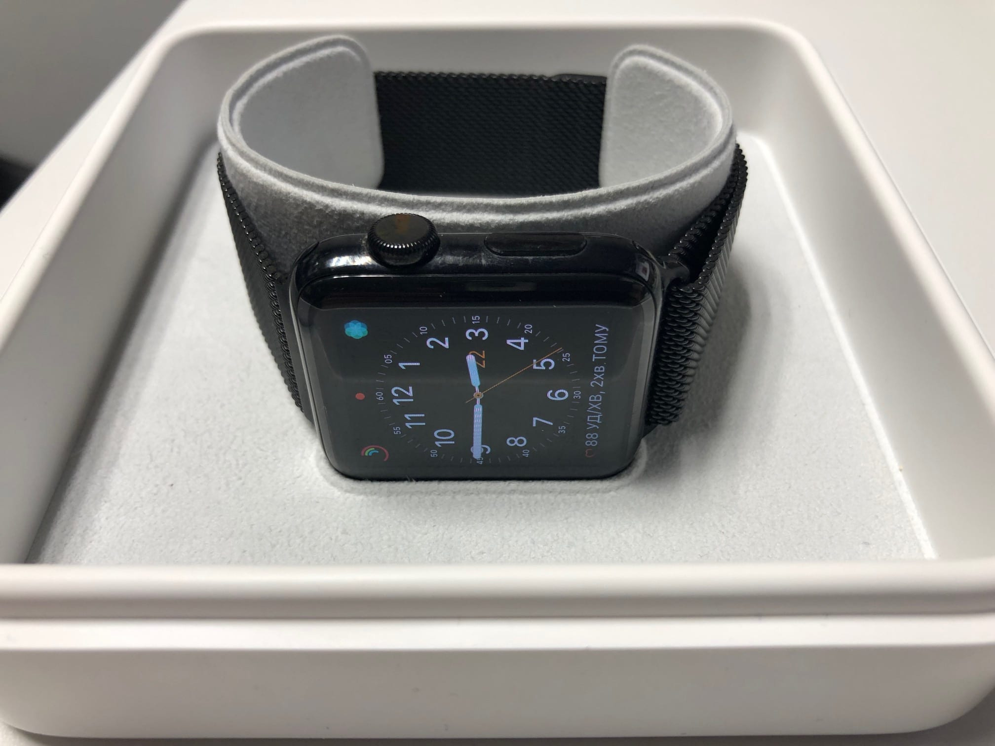 Продаж: Apple Watch Series 2 42mm Black