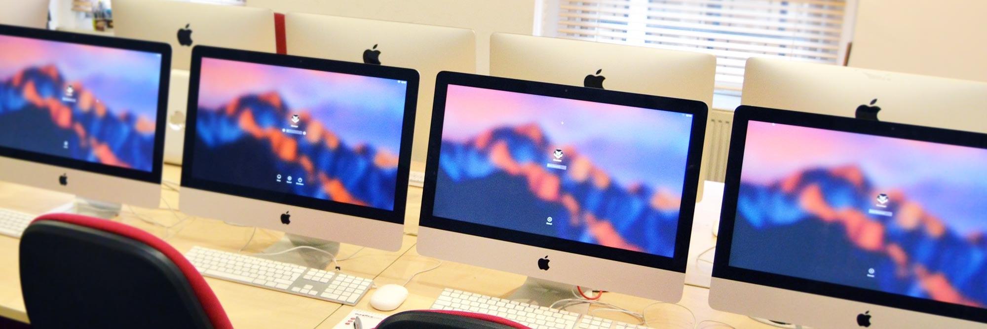 Apple тренинги в iLand
