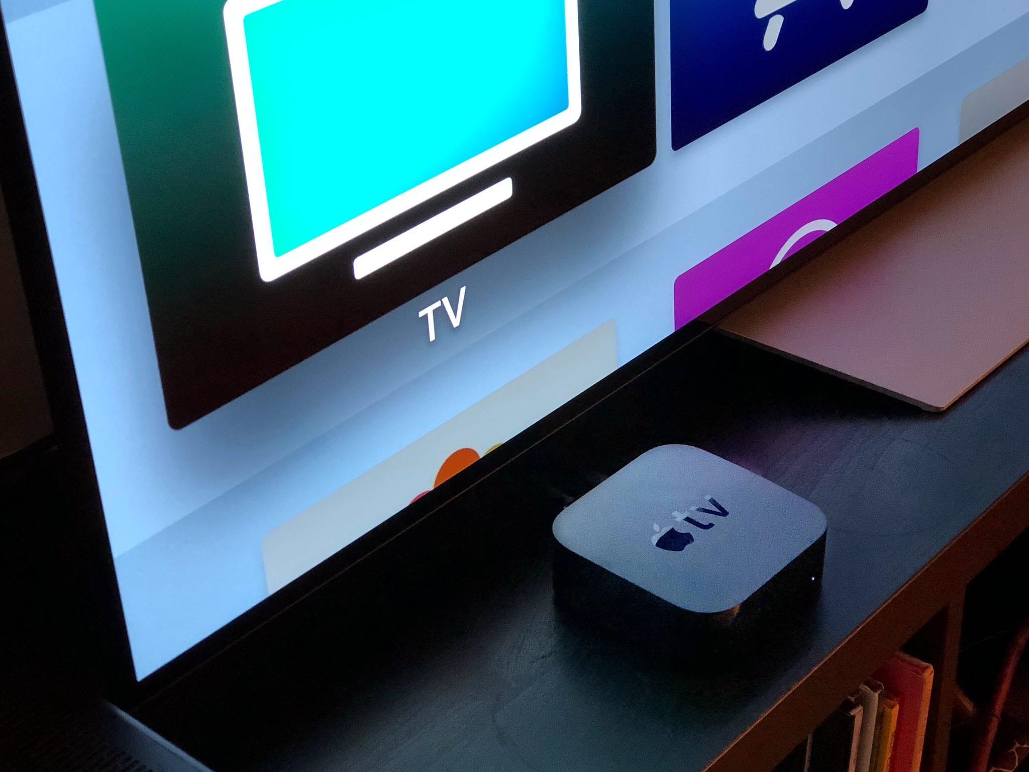Як відновити/скинути Apple TV 4K