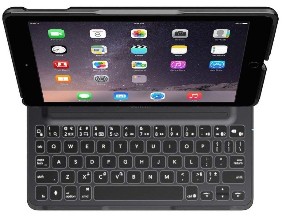 Чохол-клавіатура BELKIN QODE – і ваш iPad вже майже як комп'ютер!