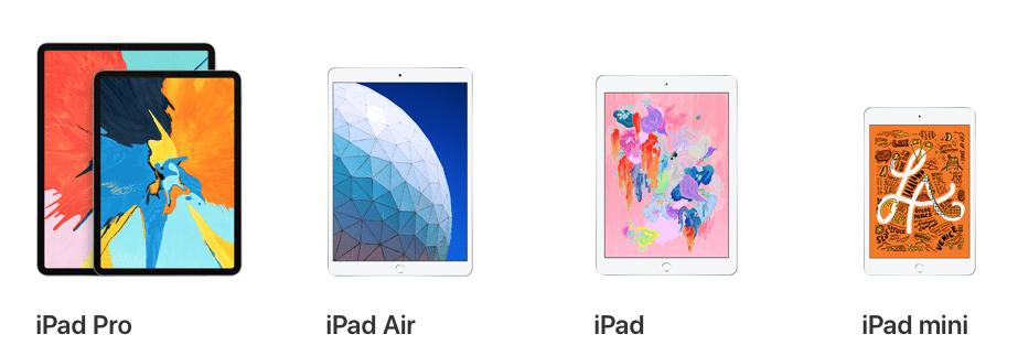 Попереднє замовлення на нові iPad Air та iPad mini 2019
