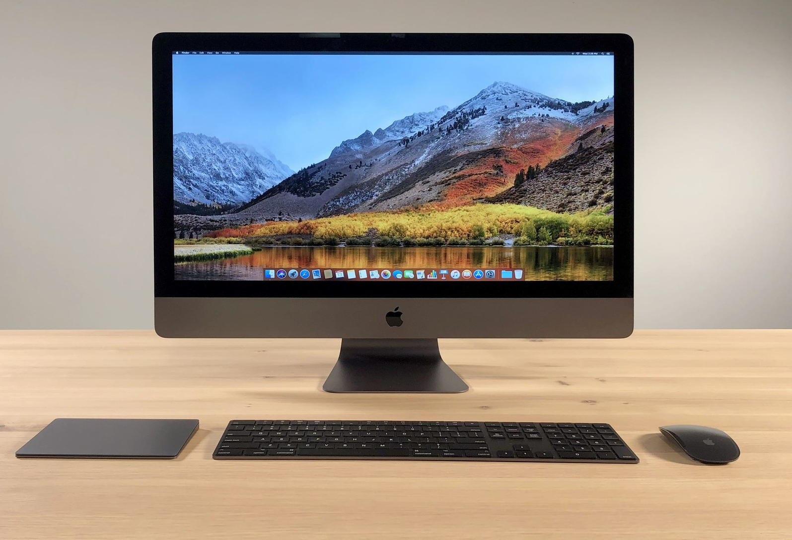 Найдорожчий iMac Pro придбаний в iLand у 2018 році