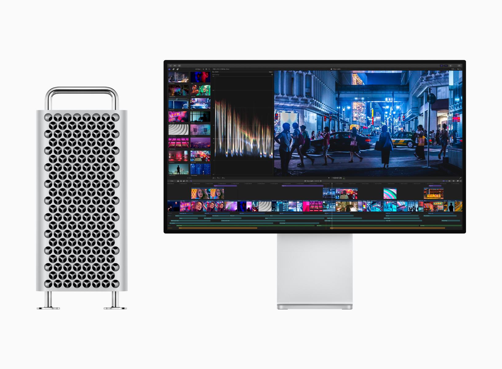 Apple оновила лінійку комп'ютерів Mac Pro