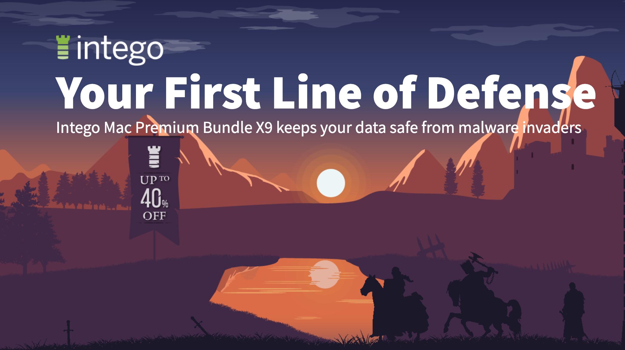 Антивірус Intego Mac Premium Bundle X9 — система захисту для вашого Mac