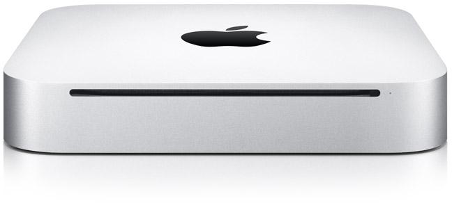 Проданий/ Mac mini Mid 2010 Intel Core 2 Duo 2.4 GHz (2 core 1 processor) 4Gb RAM/320Gb HDD
