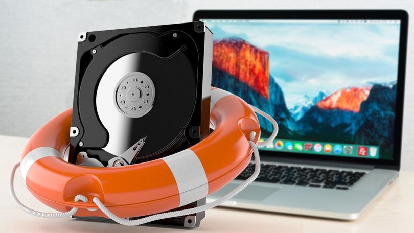 Відновлення даних на macOS