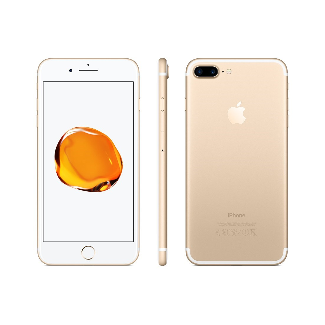 Продано/б/в iPhone 7 Plus 256Gb Gold