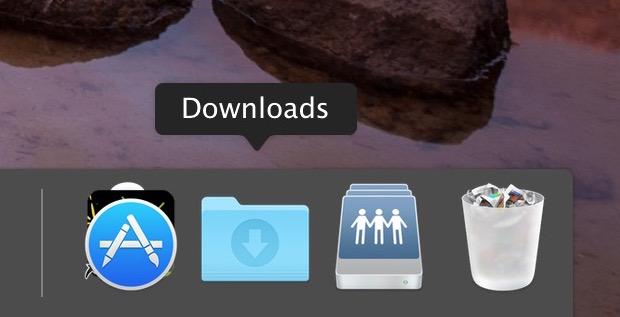 Як отримати контроль над папкою Downloads