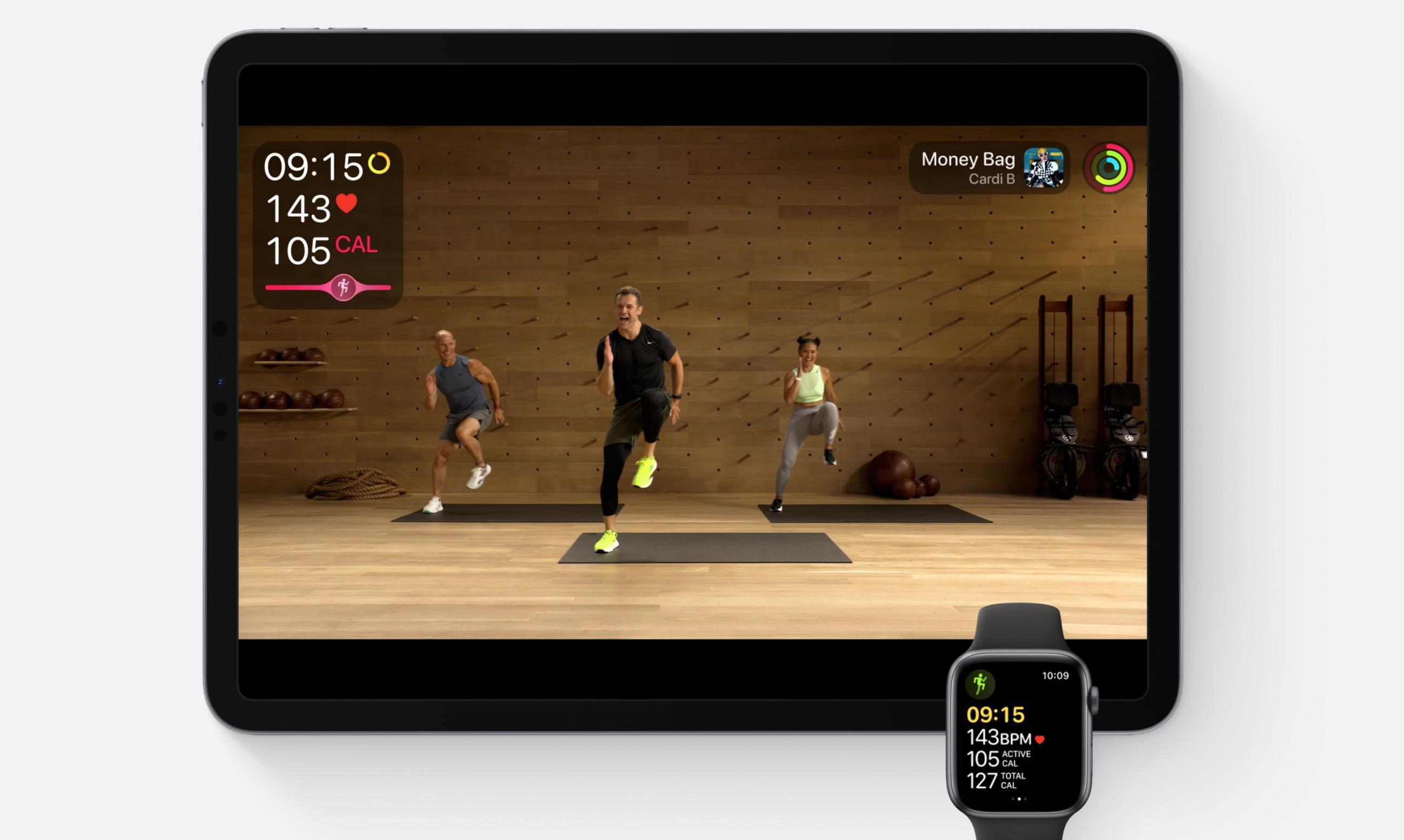 Fitness +: розробники Apple розповідають, чому компанія запустила платформу з онлайн-фітнесу і яка мета лежить у її основі