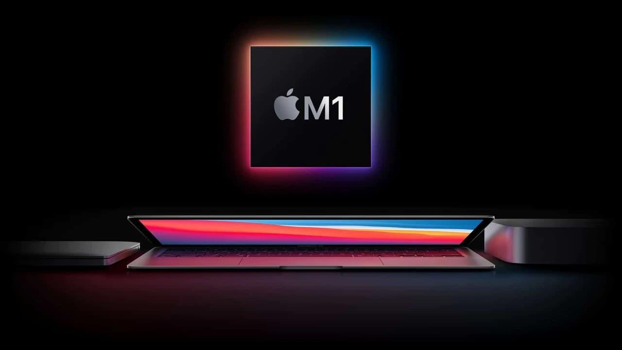 Перша офіційна поставка оновленної техніки Apple на M1