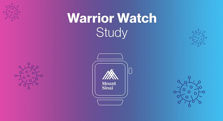 Дослідження Mount Sinai виявило, що Apple Watch здатний зафіксувати COVID-19 за тиждень до результатів тесту